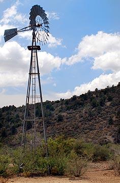 Another Orofino Wash Windmill