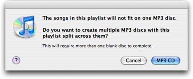 Won't Fit on 1 CD