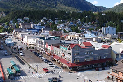 Ketchikan Tourist Area