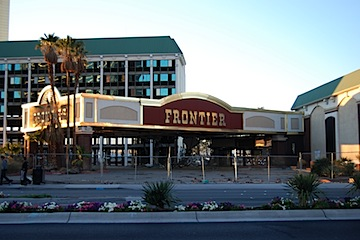 Hotels that were built since our first trip there will be torn down to