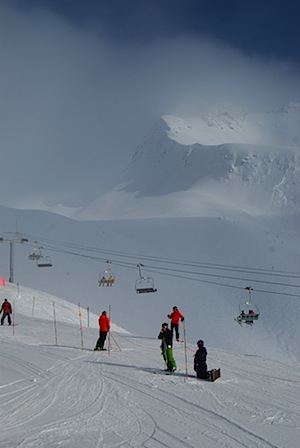 Alyeska Skiing
