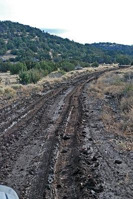 Howard Mesa Roads