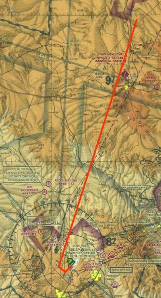 PRC to Howard Mesa