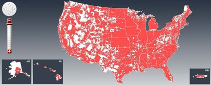 Verizon Coverage