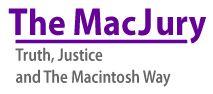 MacJury logo