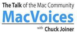 MacVoices Logo