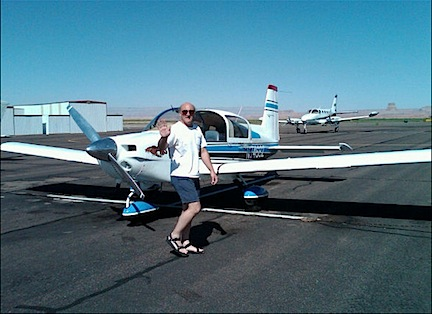 Mike and Plane
