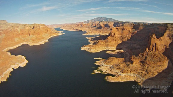 Lake Powell from the Air