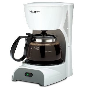 Mr. Coffee, 4-Cup Model