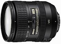 Nikkor 16-85mm Lens