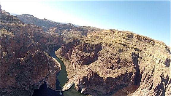 Apache Lake Dam