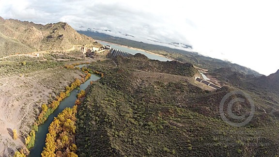 Bartlett Dam Nosecam