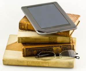 Ebook Reader image by Maggie Smith