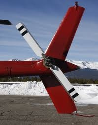 Bell 206 Tail Rotor