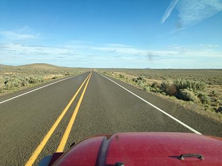Through Nevada
