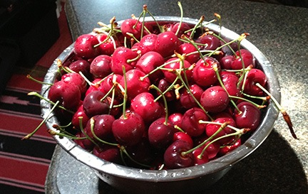 Goat Cherries