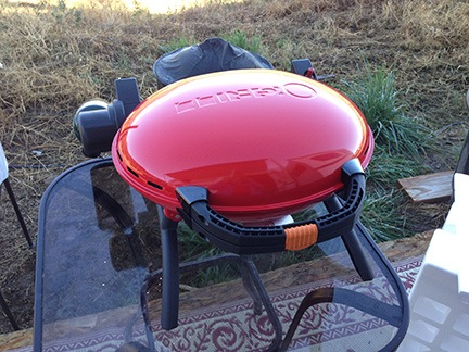 My New O-Grill