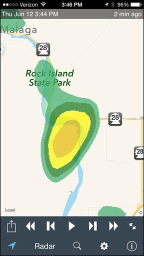 Radar Storm