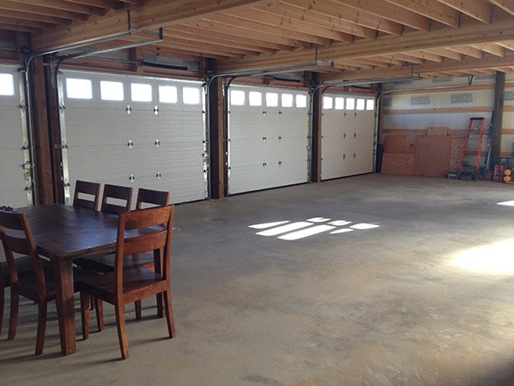Temporary Construction Garage : Building an eclectic mind