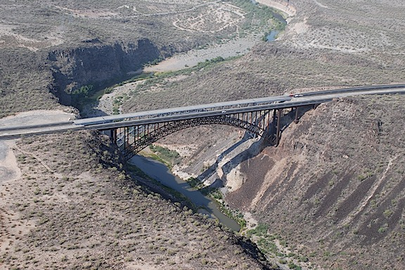 Burro Creek Bridge
