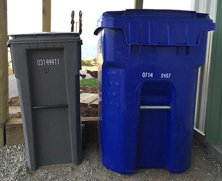 Garbage Pails