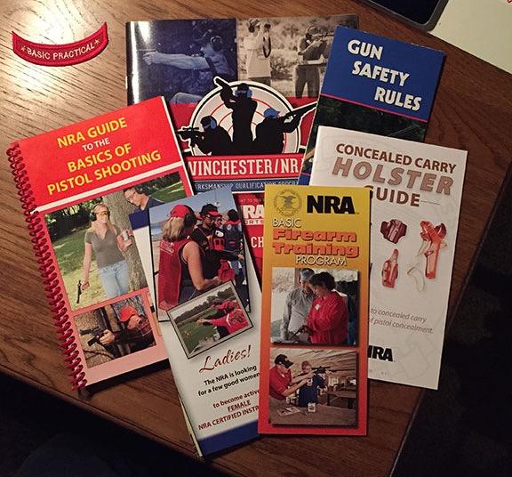 NRA Literature