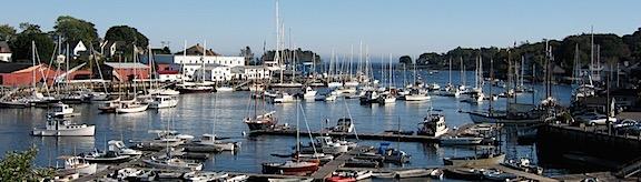 Main Coastal Town