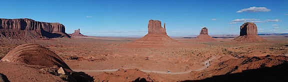 Monument Valley Wide