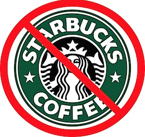 Say No to Starbucks