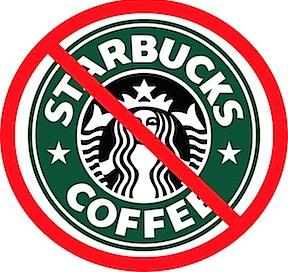 Say No to Starbucks