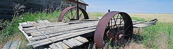 Barn Wagon