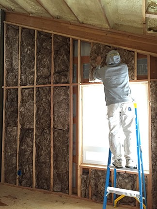 Insulating the Bedroom
