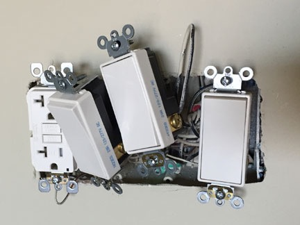 Connected Switches