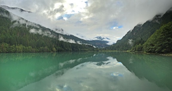 Diablow Lake