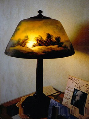 Jefferson Lamp
