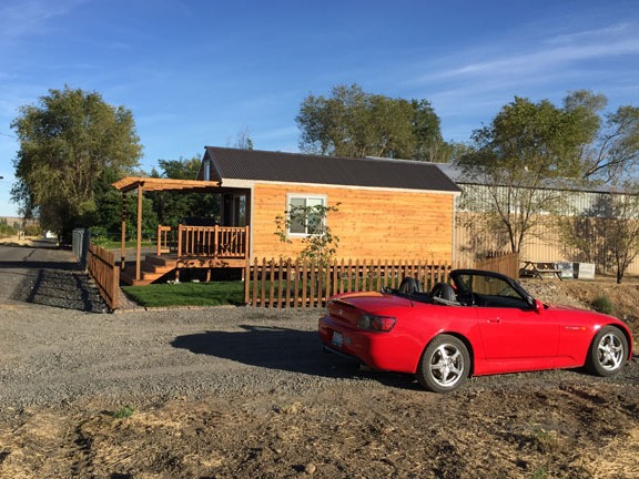 Scouting for a custom tiny home in idaho an eclectic mind - The scouts tiny house ...