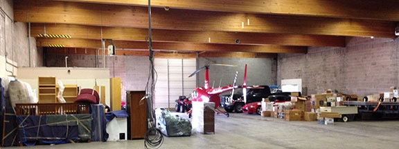 Wenatchee Hangar