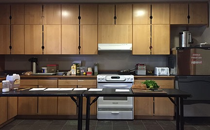 Culinary Setup