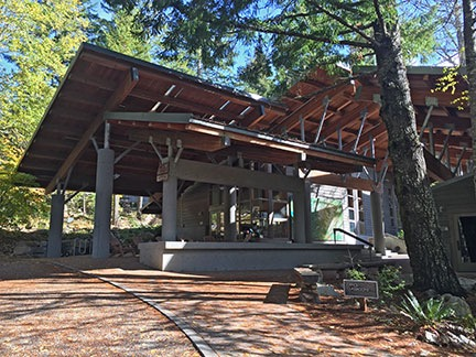 North Cascades Learning Center Office