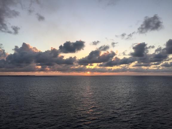 Freeport Sunrise