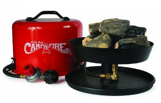 Little Red Campfire
