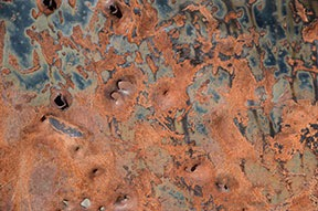 Rusty Car Door