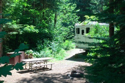 Colonial Creek Campsite