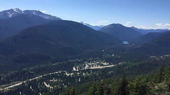 From Manning Park