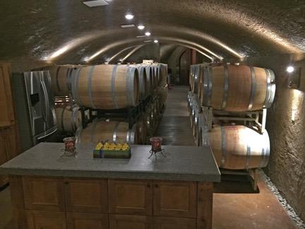 Seven Stones Wine Cave