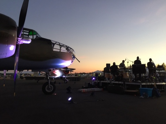 Music and Warbirds
