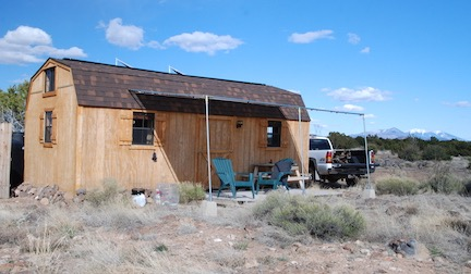 Howard Mesa Cabin
