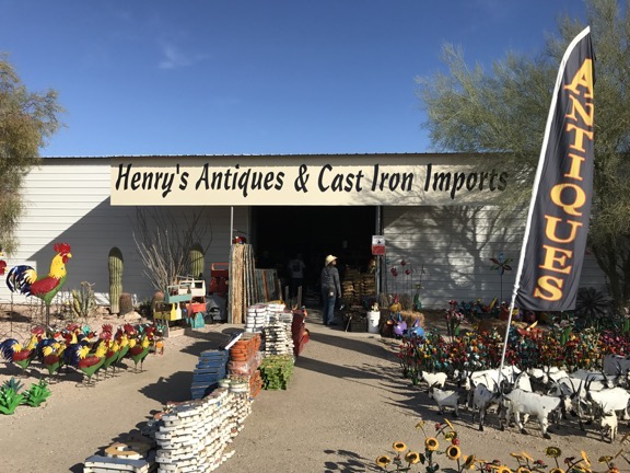 Henry's Antiques