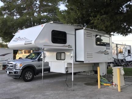 Las Vegas Camping