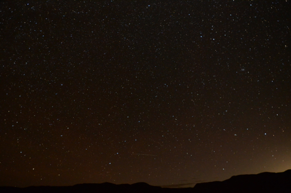 Death Valley Night Sky